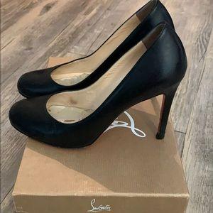 Christian Louboutin Shoes - Christian louboutin simple pump 100 size 36.5